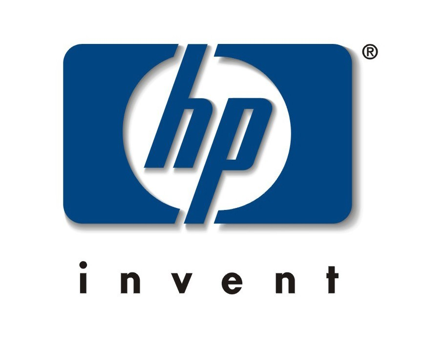 hp logo wallpaper. Hewlett Packard